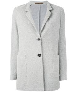 Eleventy | Slim-Fitting Single Breasted Blazer 44 Cotton/Polyamide