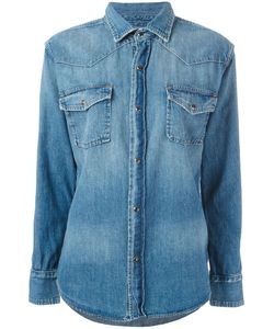Current/Elliott | Denim Shirt 3