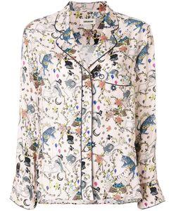 Zadig & Voltaire | Рубашка С Принтом