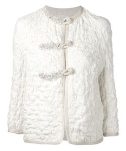 Ermanno Scervino | Textured Jacket Size 46