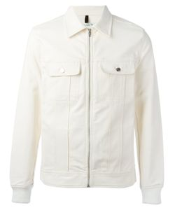 A.P.C. | Carter Zipped Shirt Jacket Small Cotton