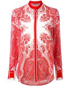 Alexander McQueen | Paisley Print Shirt