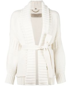 Burberry | Belted Cardigan Xs Cashmere/Wool