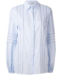 Gabriela Hearst | Striped Panel Shirt