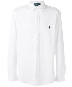 Polo Ralph Lauren | Embroidered Logo Shirt Size Medium