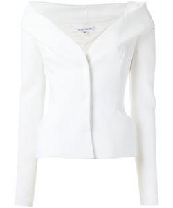 GLORIA COELHO | Asymmetric Blazer 38 Polyester