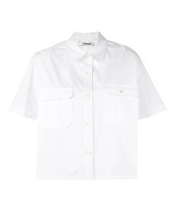 Chalayan   Cape Shirt 38