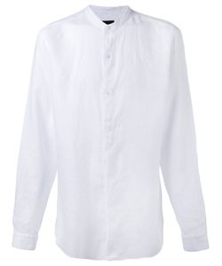 Z Zegna | Band Collar Shirt