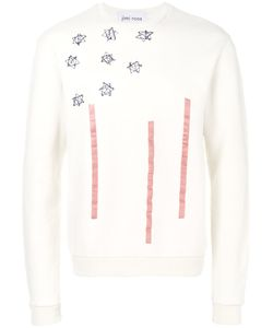 JIMI ROOS | Embroidered Stars Sweatshirt Men