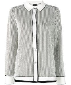 Giorgio Armani | Stripe Stitched Shirt