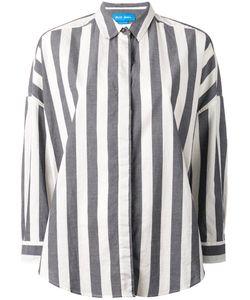 Mih Jeans | Statement Stripe Shirt Small Cotton
