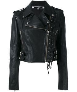 Mcq Alexander Mcqueen | Eyelet Biker Jacket Size 42