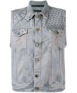 Just Cavalli | Sleeveless Denim Jacket