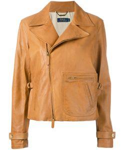 Polo Ralph Lauren | Zip Up Jacket Size Small Cotton/Calf