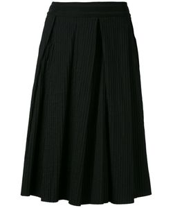 Federica Tosi | Pleated Midi Skirt Size Large