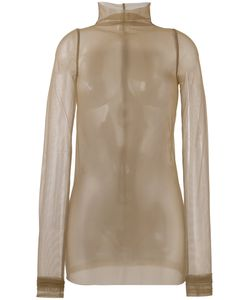 Rick Owens Lilies | Tulle Long Sleeve Top