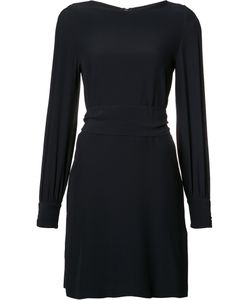 VANESSA SEWARD | Slit Sleeve Dress 34 Acetate/Viscose