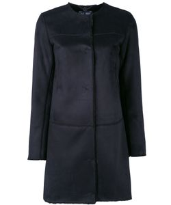 ARMANI JEANS | Single-Breased Coat