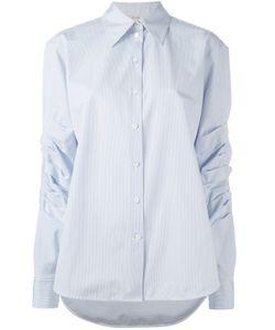 Céline   Gathered Sleeve Shirt Size 42