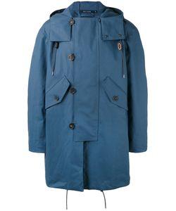 Sofie D'Hoore | Hooded Coat 50 Cotton/Polyurethane