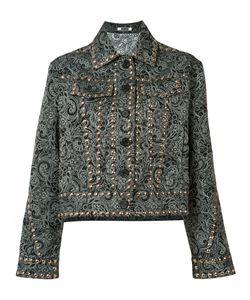 JOURDEN | Paisley Stud Jacket Size 40