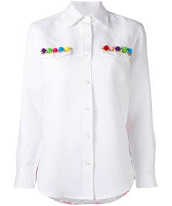 FORTE COUTURE | Thelma Embellished Shirt