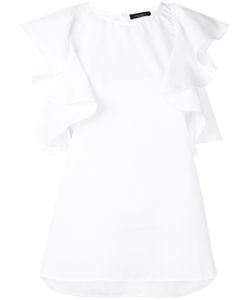 Roberto Collina | Ruffled Sleeves Blouse