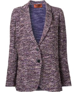 Missoni | Loose-Fit Blazer 44 Cotton/Polyester/Viscose/Wool