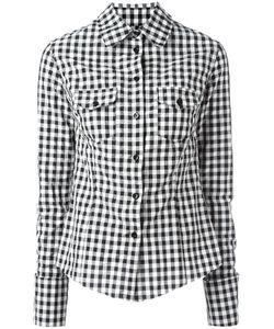 Marques Almeida | Marquesalmeida Checked Shirt 12 Polyamide/Polyester