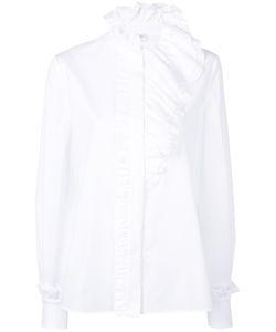 Lanvin | Рубашка С Оборкой