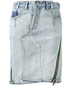 3.1 Phillip Lim | Deconstructed Denim Skirt