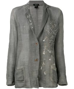 Avant Toi | Embroidered Blazer L