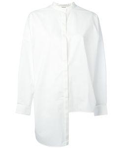 ENFÖLD | Cropped Back Shirt Size 40