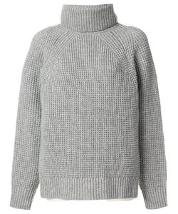 Sacai | Classic Knitted Top