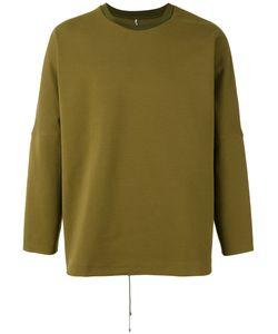 OAMC | Printed Back Sweatshirt Xl