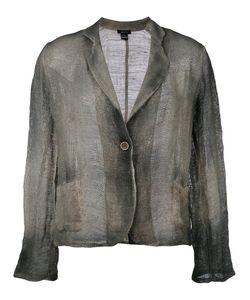 Avant Toi | Overdyed Knitted Blazer