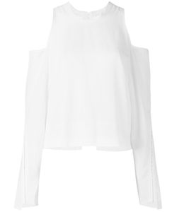 Lost & Found Ria Dunn | Open Shoulder Top