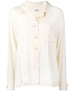 Chanel Vintage | Chest Pocket Shirt Size