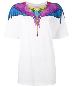 MARCELO BURLON COUNTY OF MILAN | Multicoloured Wing Print T-Shirt
