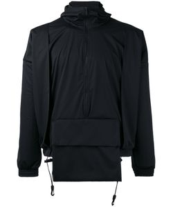 COTTWEILER | Front Pocket Detail Jacket Large Polyester/Polyamide
