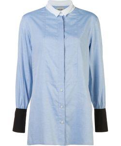 Rachel Comey | Colour Block Shirt Small Cotton