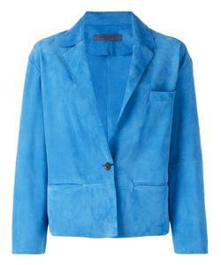 Simonetta Ravizza | Button Up Blazer 40