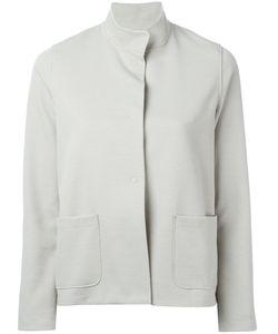 Harris Wharf London | High Collar Jacket Size 44