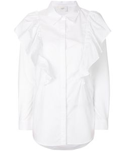 Just Female | Ruffle Shirt Women S