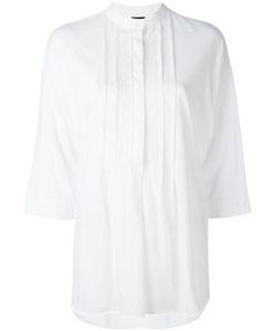 Aspesi | Mandarin Collar Shirt M