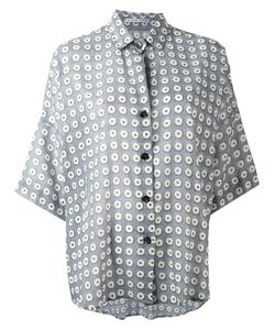 Stephan Janson | Circles Print Shortsleeved Shirt