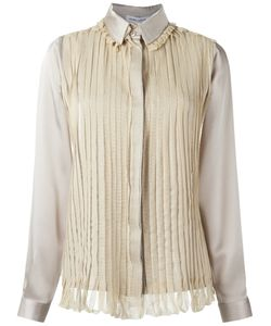 GLORIA COELHO | Panelled Shirt