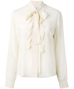 Red Valentino | Pussy Bow Blouse