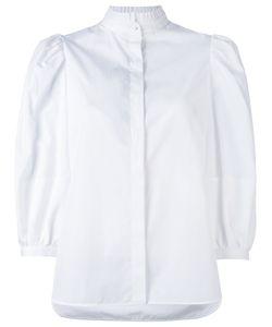 Alexander McQueen | Рубашка С Пышными Рукавами