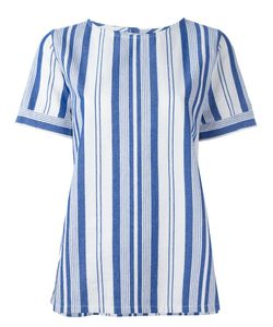 A.P.C. | Striped T-Shirt 40 Cotton